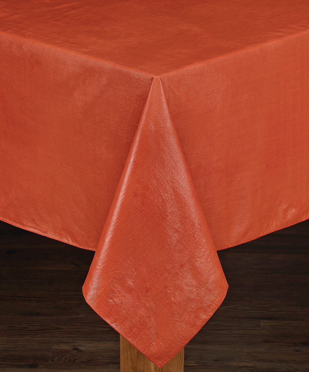 52 Vinyl Square Tablecloth