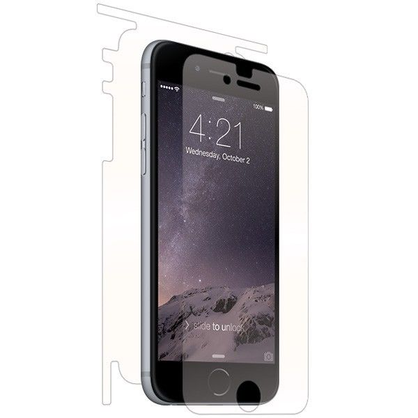 Bodyguardz Ultratough Full Body Clear Screen Protector FOR ...