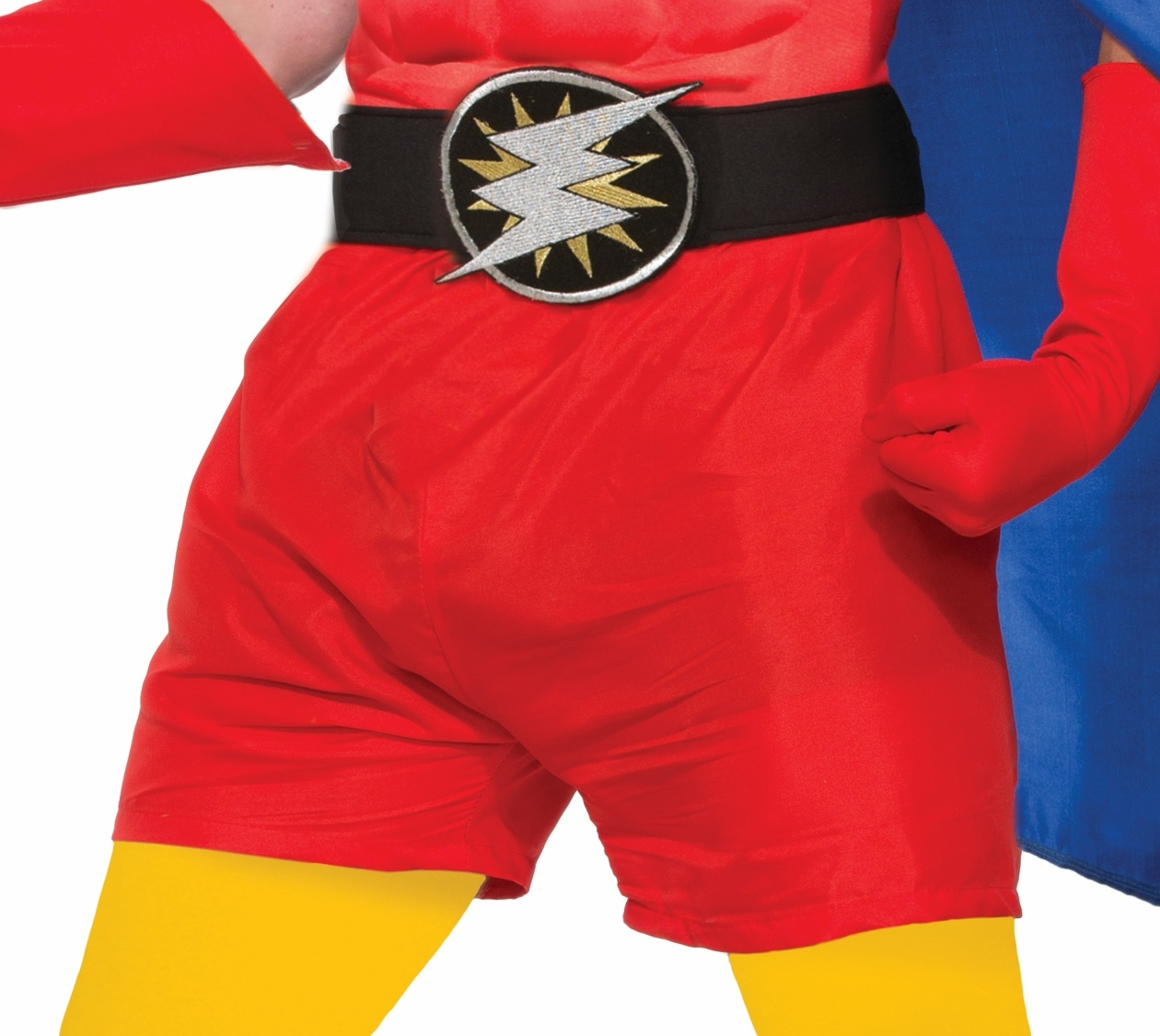 Create Your Own Super Hero Adult Costume Accessory Boxer
