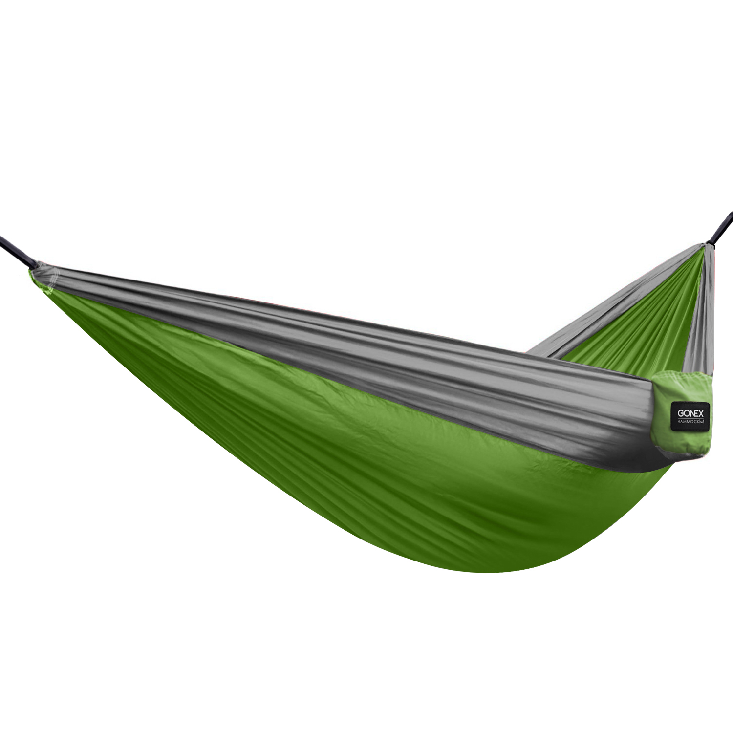 Double Hammock 2 Person Swing Patio Bed Cotton Rope