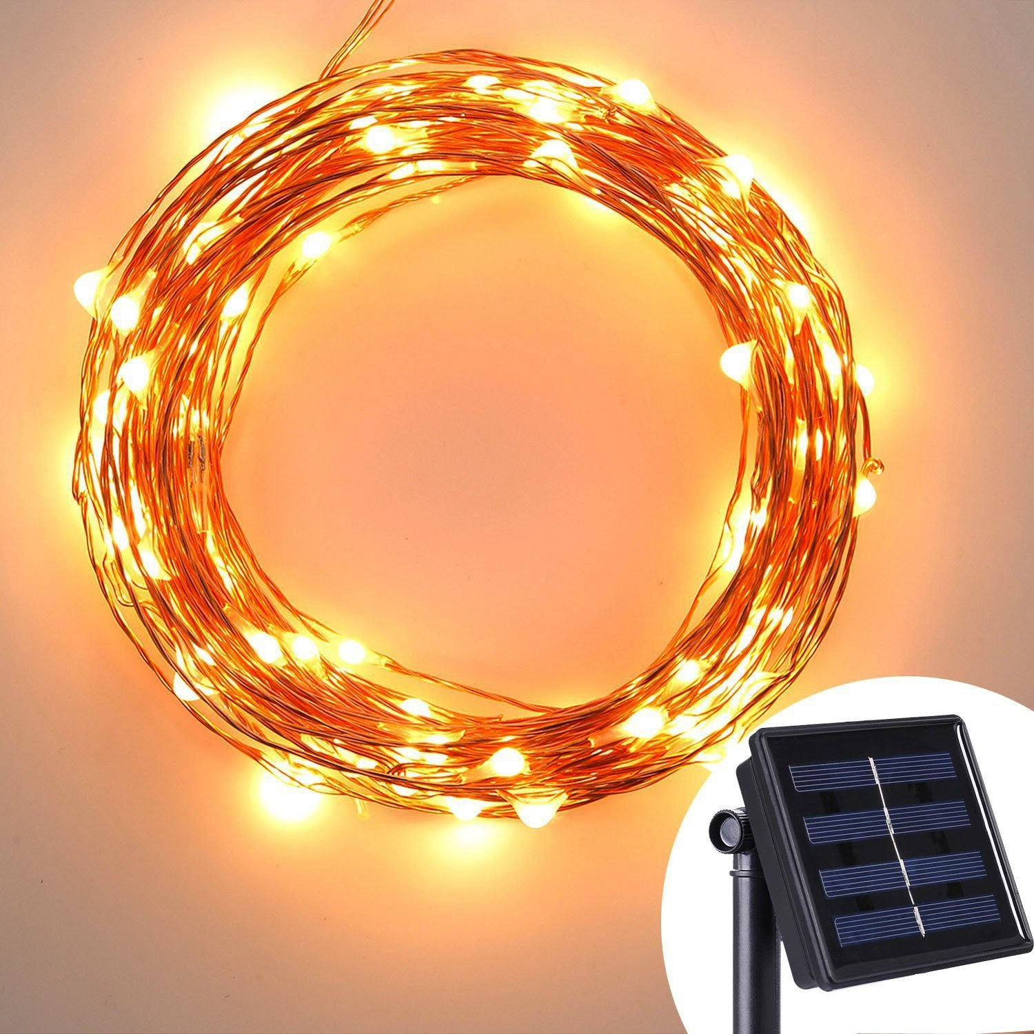 Micro Led String Lights Bendable Wire