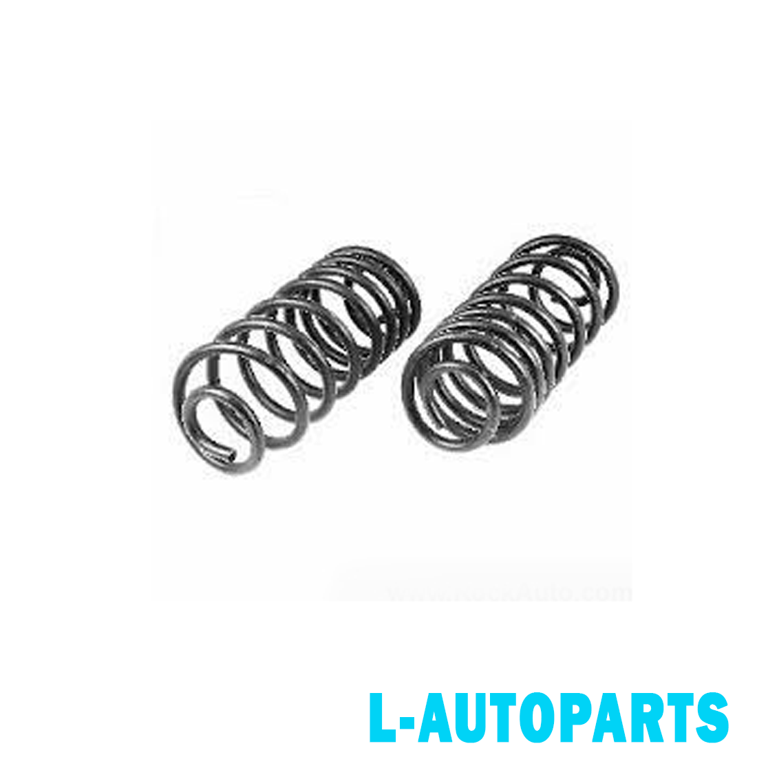 Rear Coil Spring For V8 4 6l Ford Crown Victoria Lx