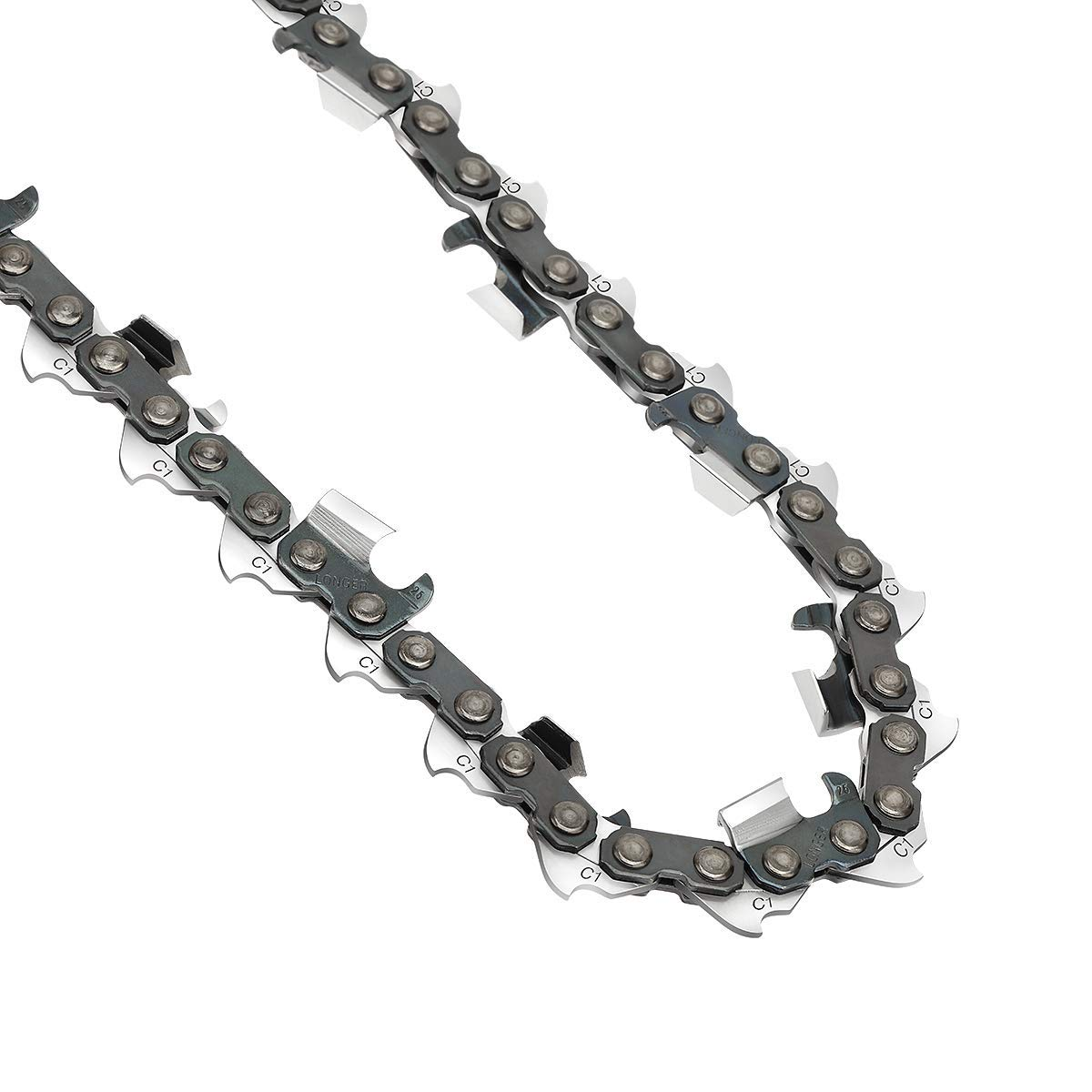 24 Inch Full Chisel 84 Drive Links Chainsaw Chain 3 8