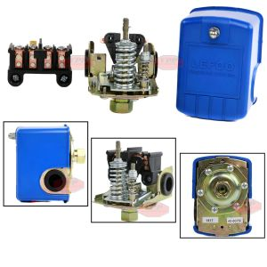 New well water pump pressure control switch 4060 PSI