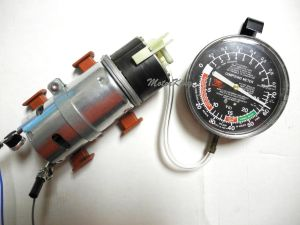 W220 For Benz Vacuum Assist Supply Pump Air Motor