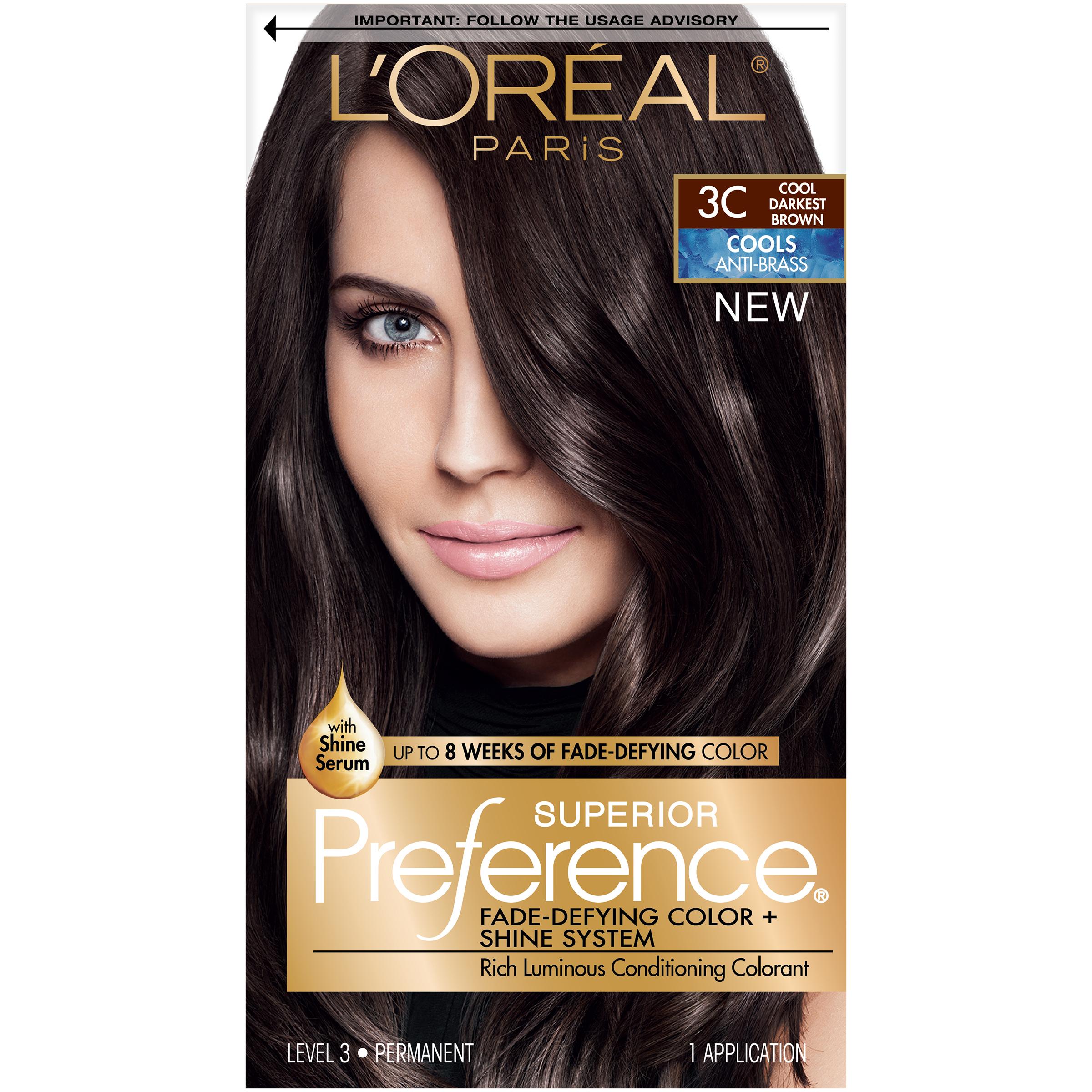 L Oreal Paris Superior Preference Permanent Hair Color