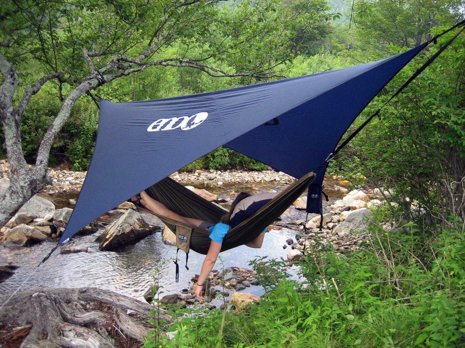 Eno Fast Fly Rain Tarp Outdoor Camping Protection Ripstop