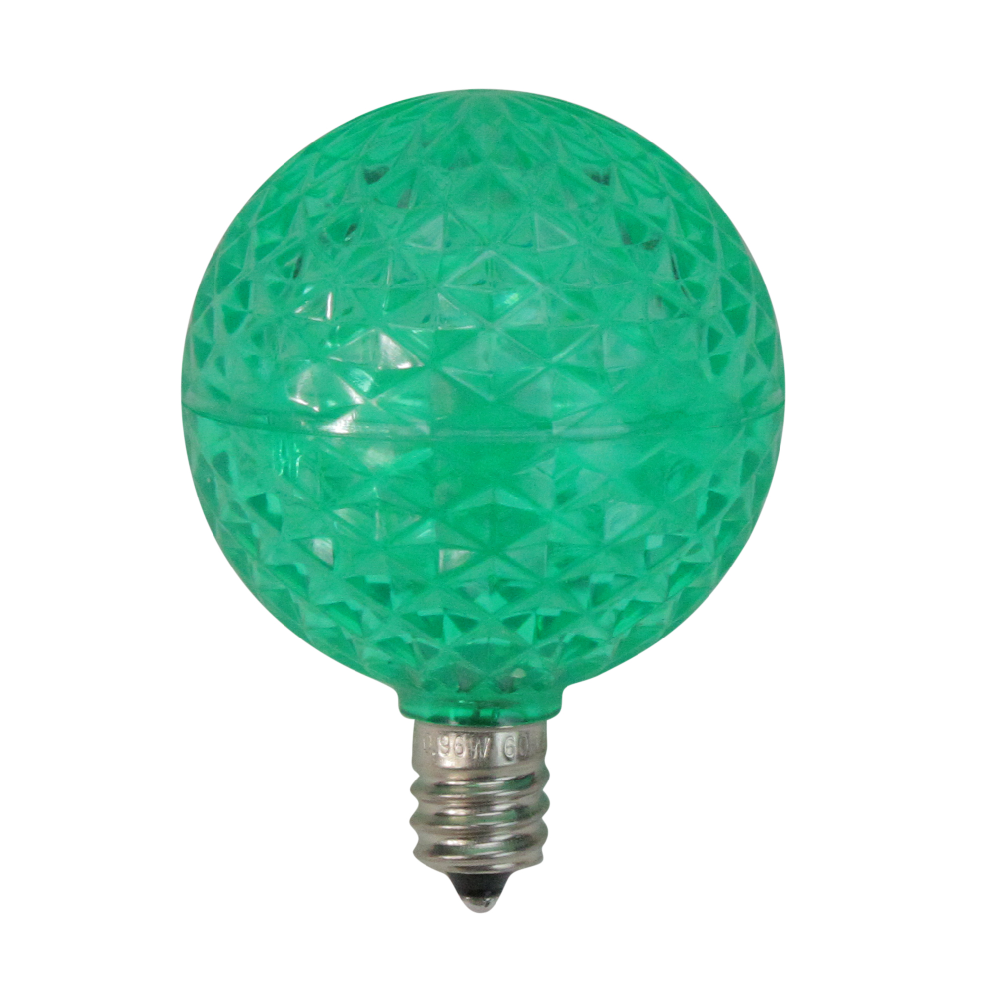 Vickerman 25 Led G50 Green Replacement Christmas Light