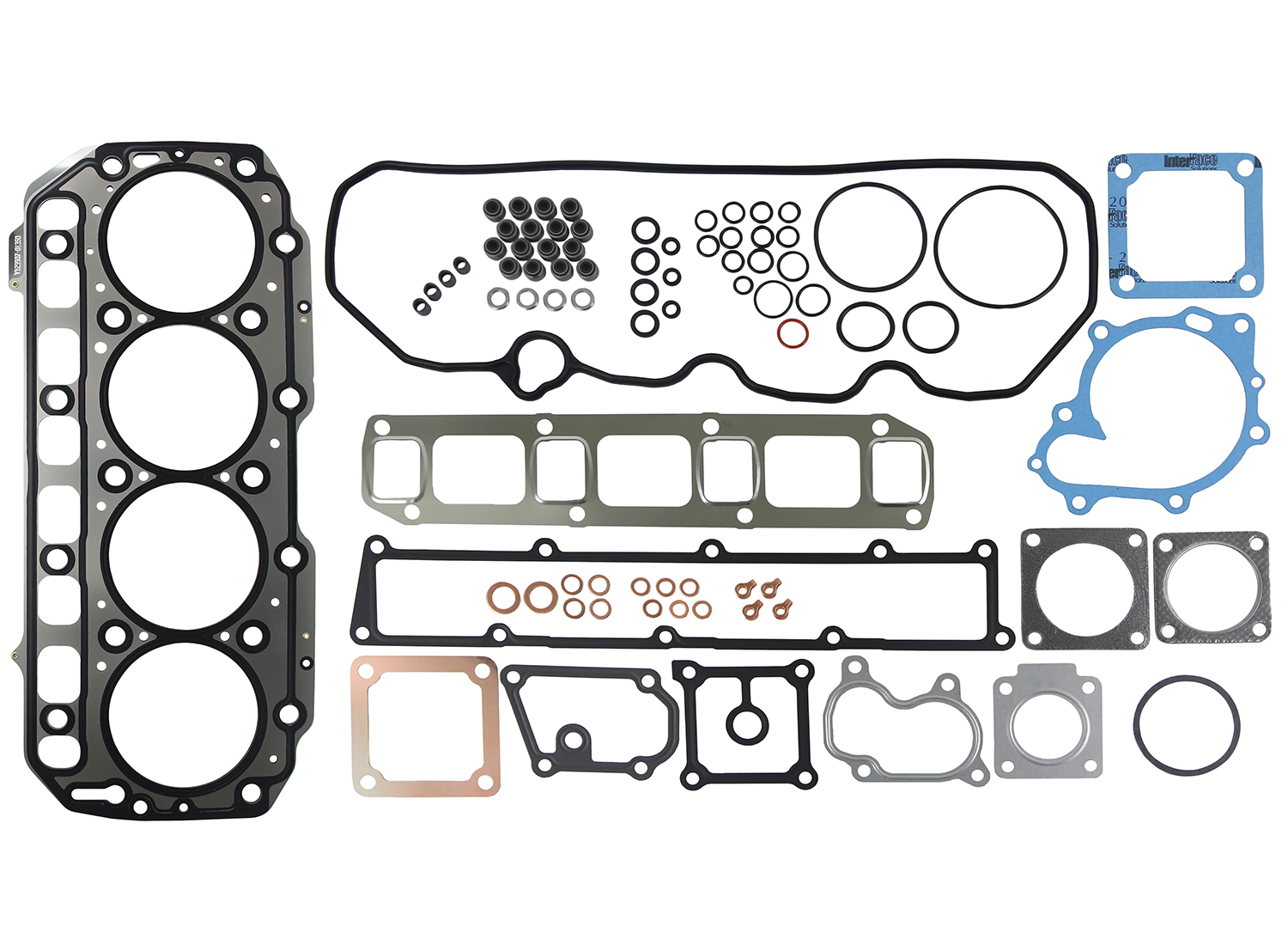 New Complete Engine Rebuild Kit Fits Yanmar Engine 4tnv106