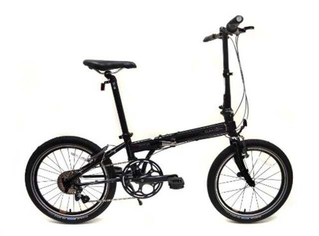 Dahon Speed P8 Obsidian Folding Bike Bicycle 8 Speed | eBay