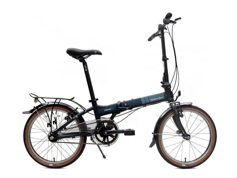 Dahon Vitesse D7 Hg Navy Folding Bike Bicycle