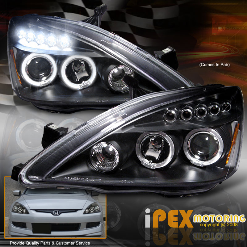 Led Headlights Coupe 2012 Accord