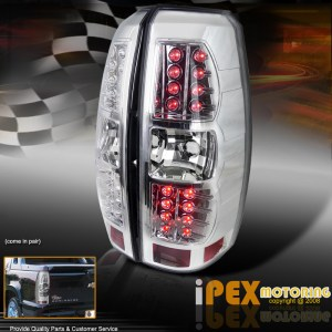 2007 2008 2009 2010 12 2013 Chevy Avalanche LED Tail Light