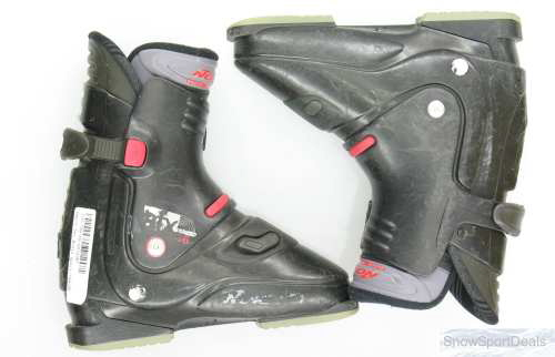 Afx Nordica Boot Size Chart