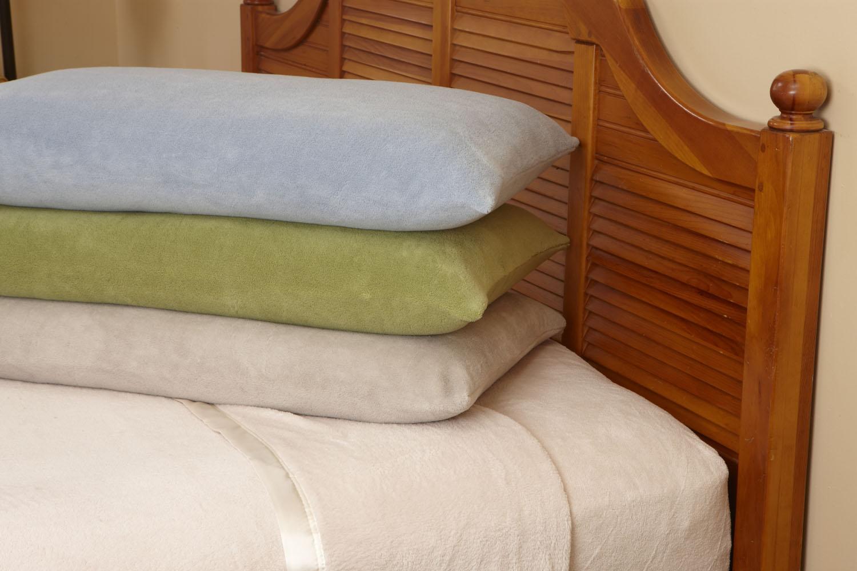 Microfiber Luxury Coral Fleece Bed Sheet Set 6 Pieces