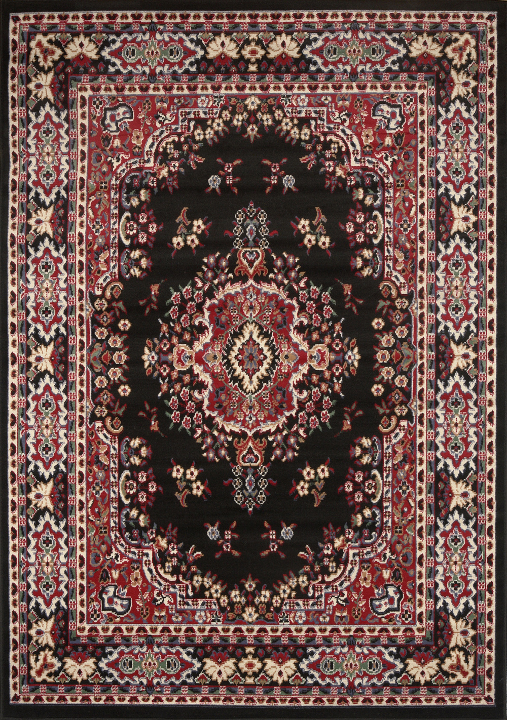 Red And Yellow Area Rugs