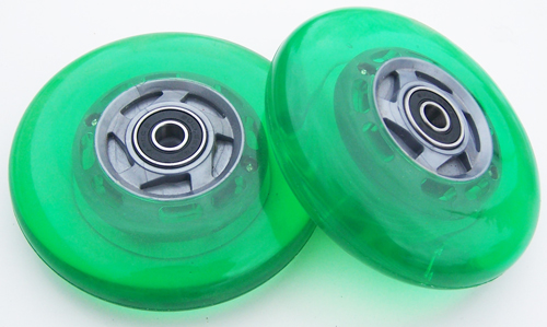 Razor Scooter Light Wheels