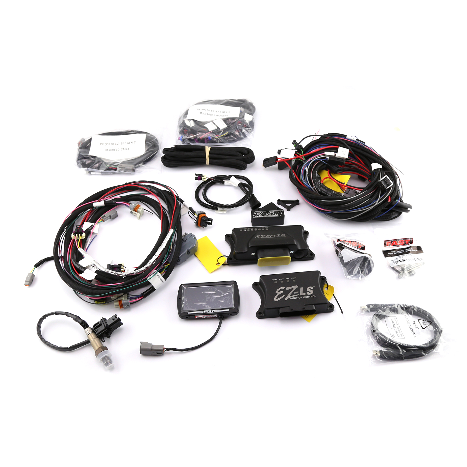 Truck Fuel Injection System