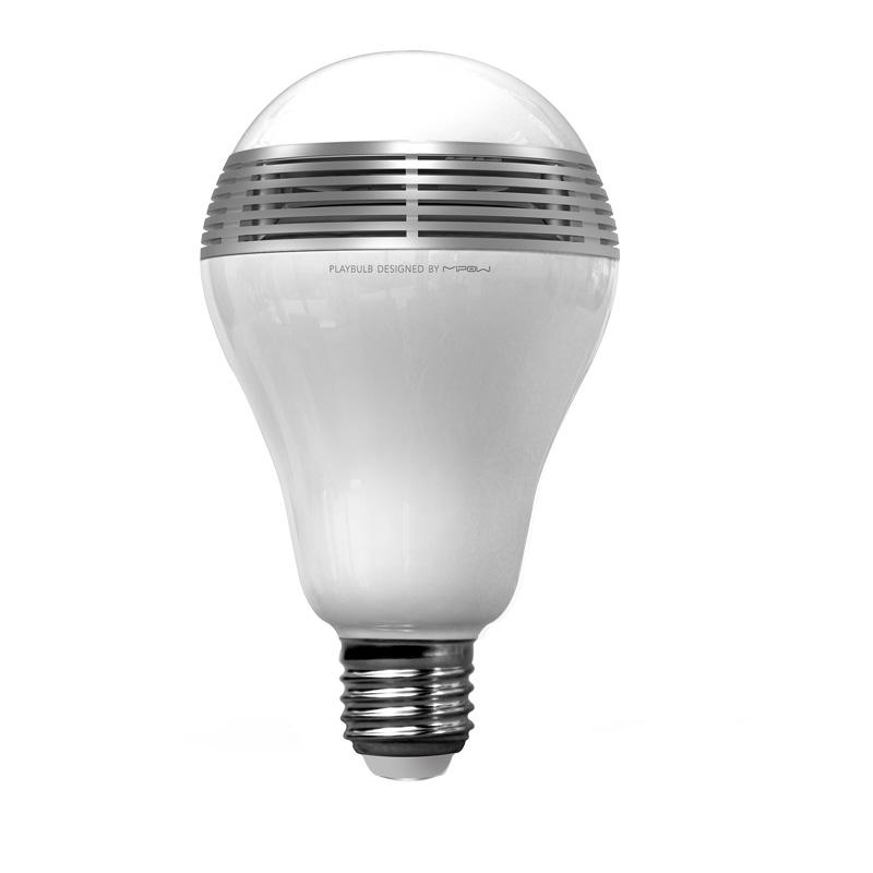 Led Light Bulb Speakers