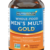 Nutrigold Whole-Food Men's Multi Vitamin Review