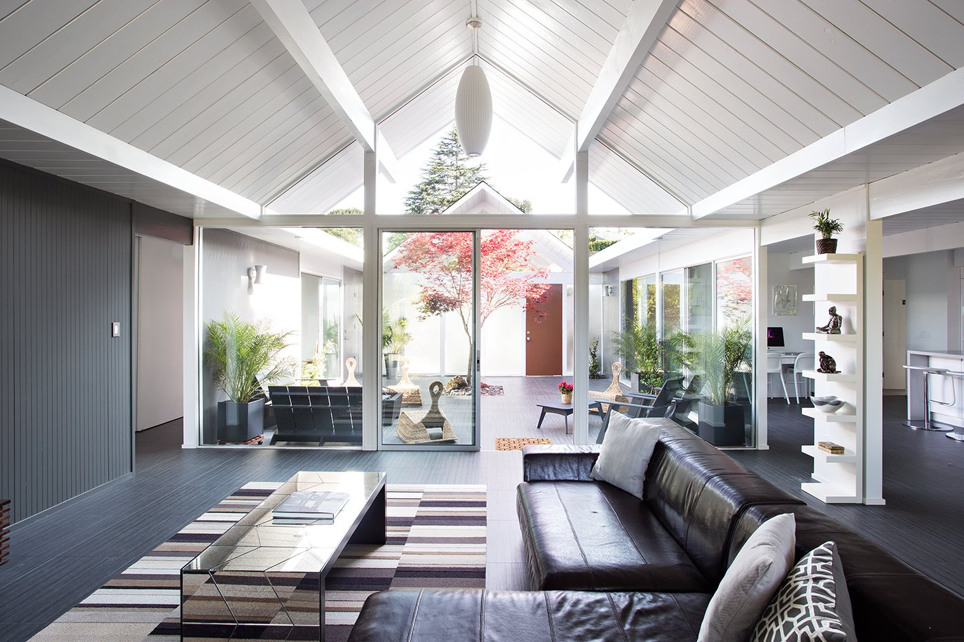 Modern Eichler Renovations Collection Of 20 Photos By Allie Weiss Dwell