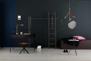 De la série Combinaisons de couleurs en design d'intérieur.