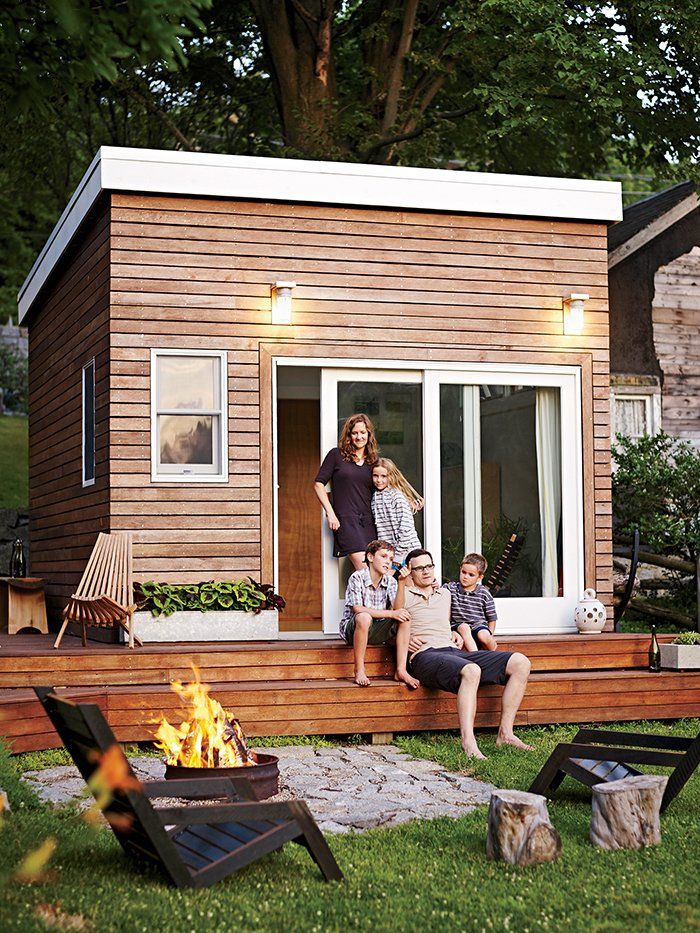 Building Small Garden Shed