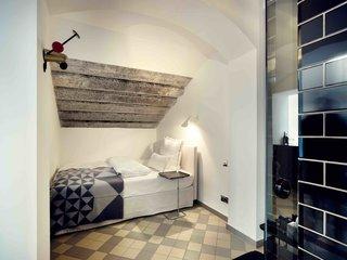 12 hôtels modernes dans les bâtiments historiques du monde entier - Photo 18 de 24 - Les intérieurs du QVEST à Cologne, en Allemagne