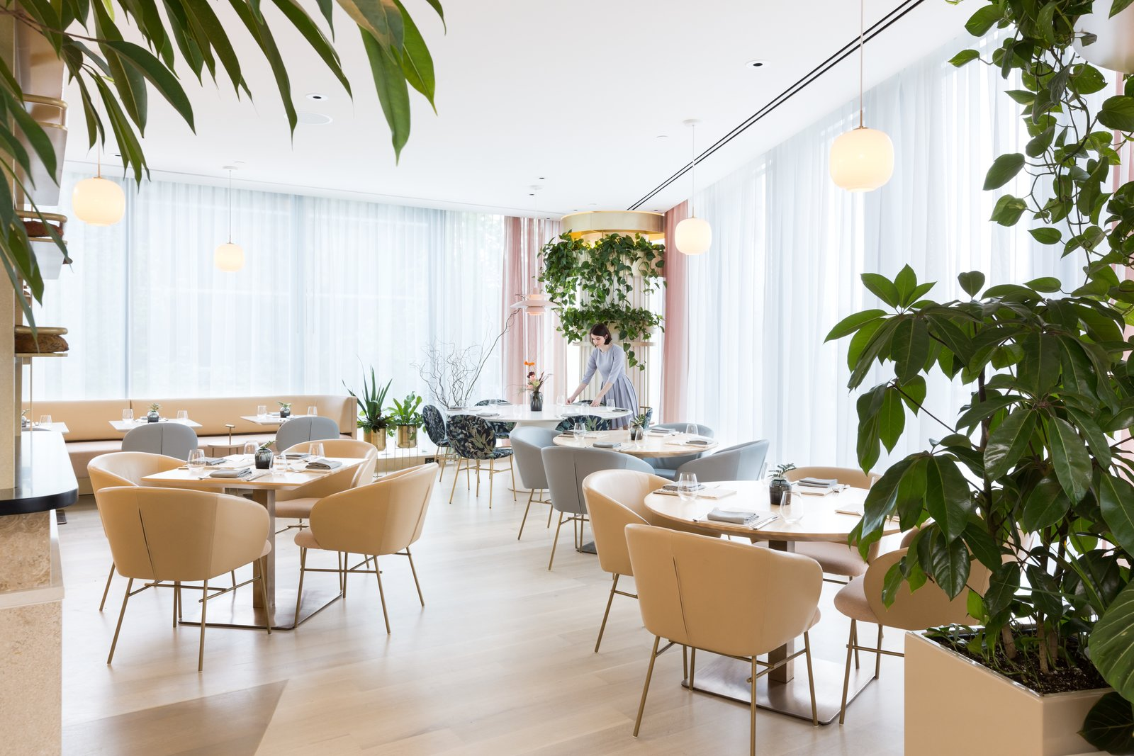 Vancouvers Botanist Restaurant Updates The Power Lunch