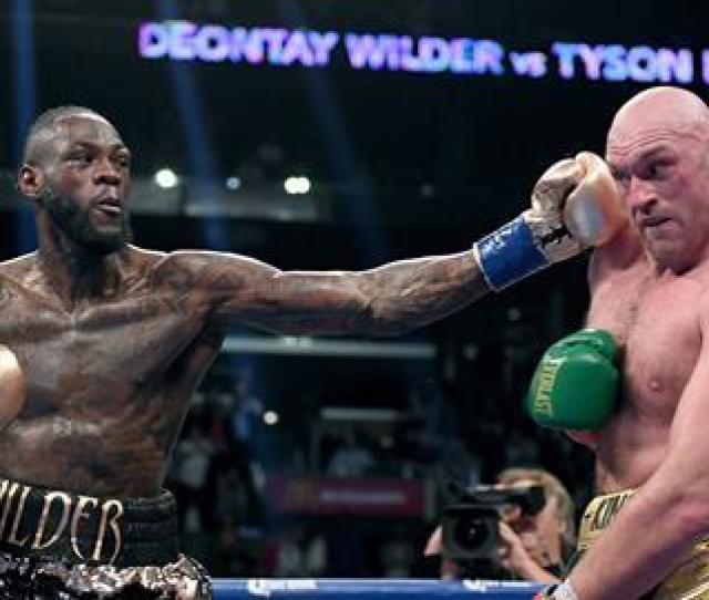 Wilder Vs Fury Ii Fight Night Set To Ko Ppv Records Industry