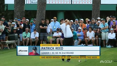 Golf Channel's 2018 Masters coverage