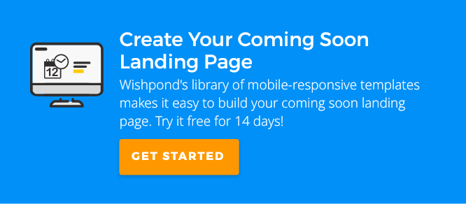 coming soon lp cta |  Launch A Startup | pre launch landing page