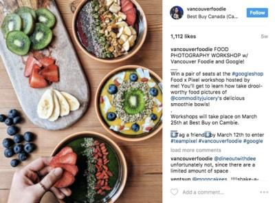 20 Creative Restaurant Contest Ideas