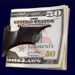 Exklusive Geschenke: Batman – Batarang – Geldklammer – satiniert