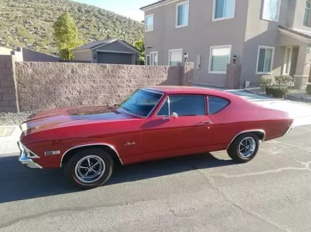 1968 Chevrolet Chevelle for sale near Cadillac  Michigan 49601     1968 Chevrolet Chevelle for sale 100974189