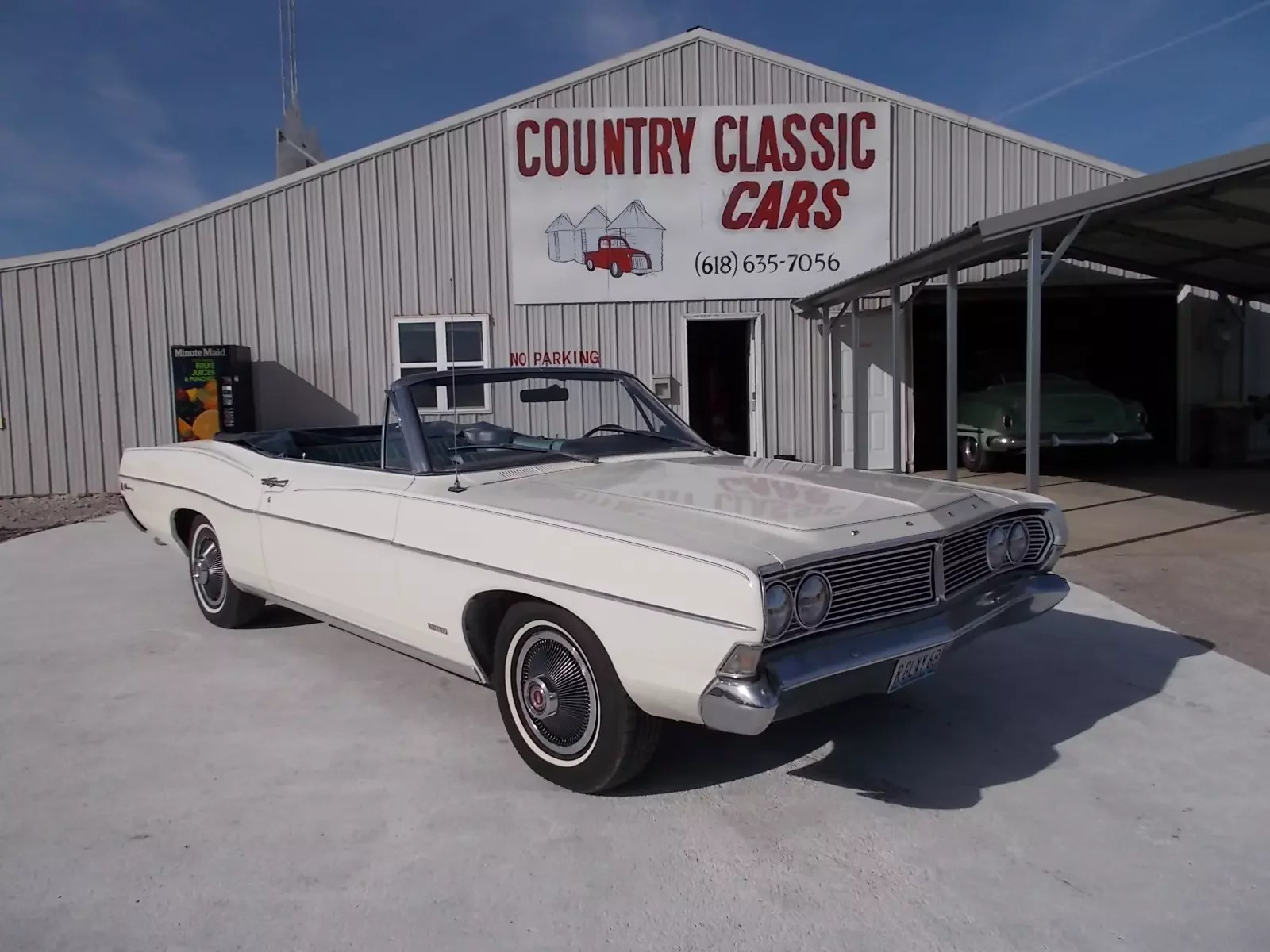 1968 Ford Galaxie Classics for Sale   Classics on Autotrader 1968 Ford Galaxie for sale 100757639