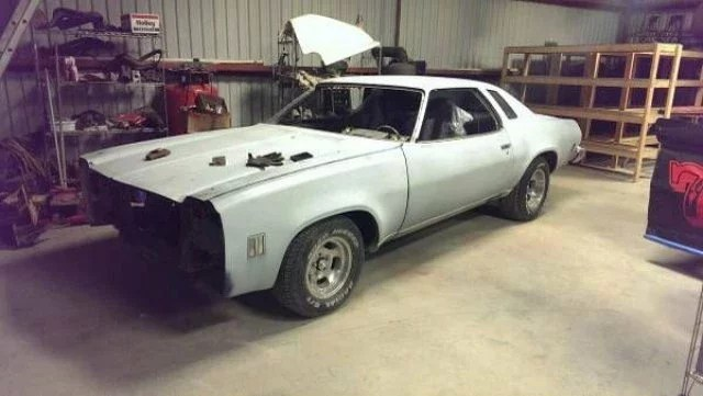 1975 Chevrolet Chevelle for sale near Cadillac  Michigan 49601     1975 Chevrolet Chevelle for sale 100866504