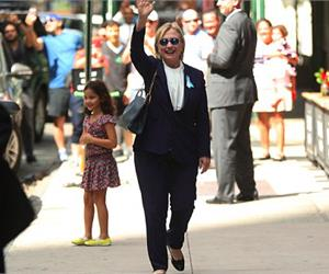 Does Hillary Clinton Have A Double?