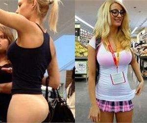 You Won't Believe What Walmart Cameras Captured