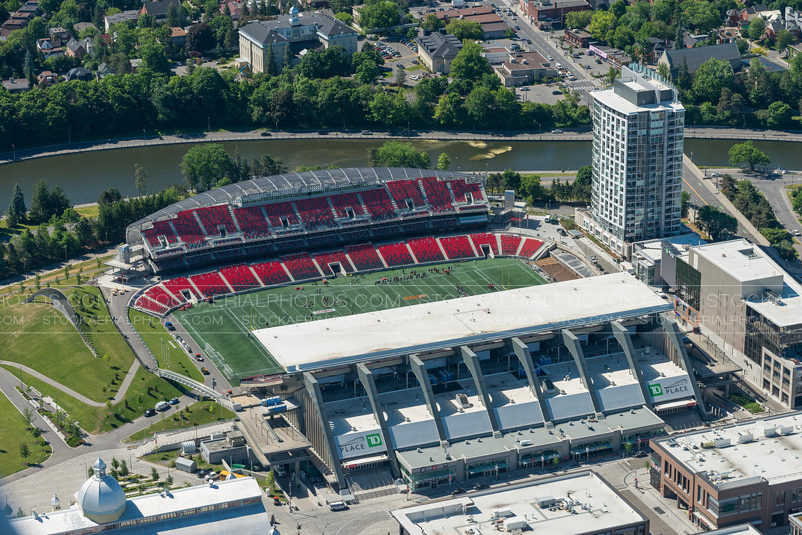Image result for td place stadium