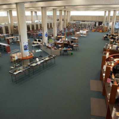 The room for music at Reed is vast and expansive