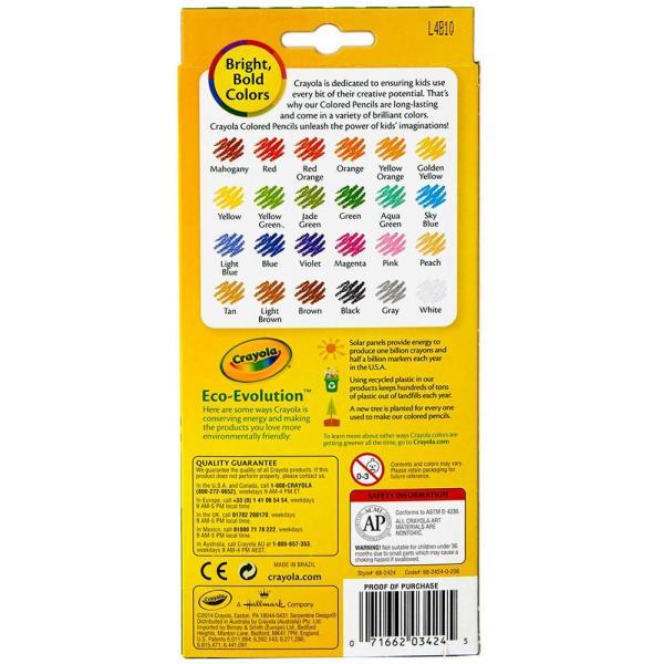 crayola color pencils # 67