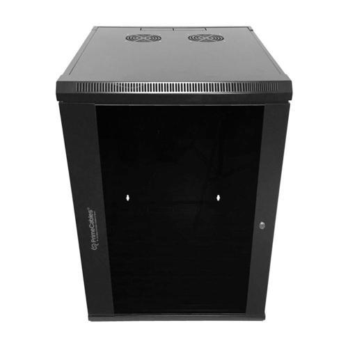 wall mount network server cabinet rack 15u primecables