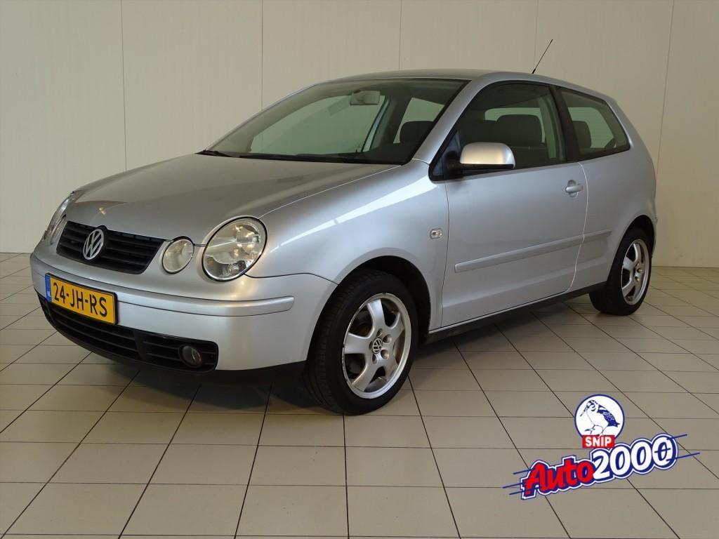 Volkswagen Polo 1.4 55kw basis nieuwe apk!