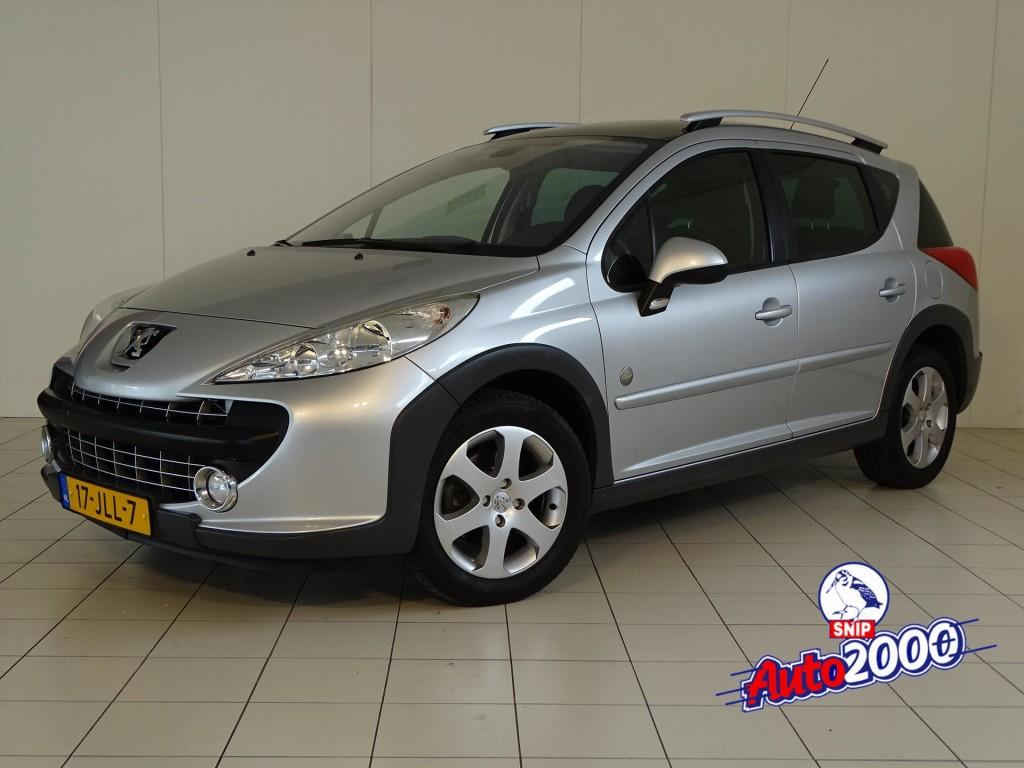 Peugeot 207 1.6 vti 120pk outdoor