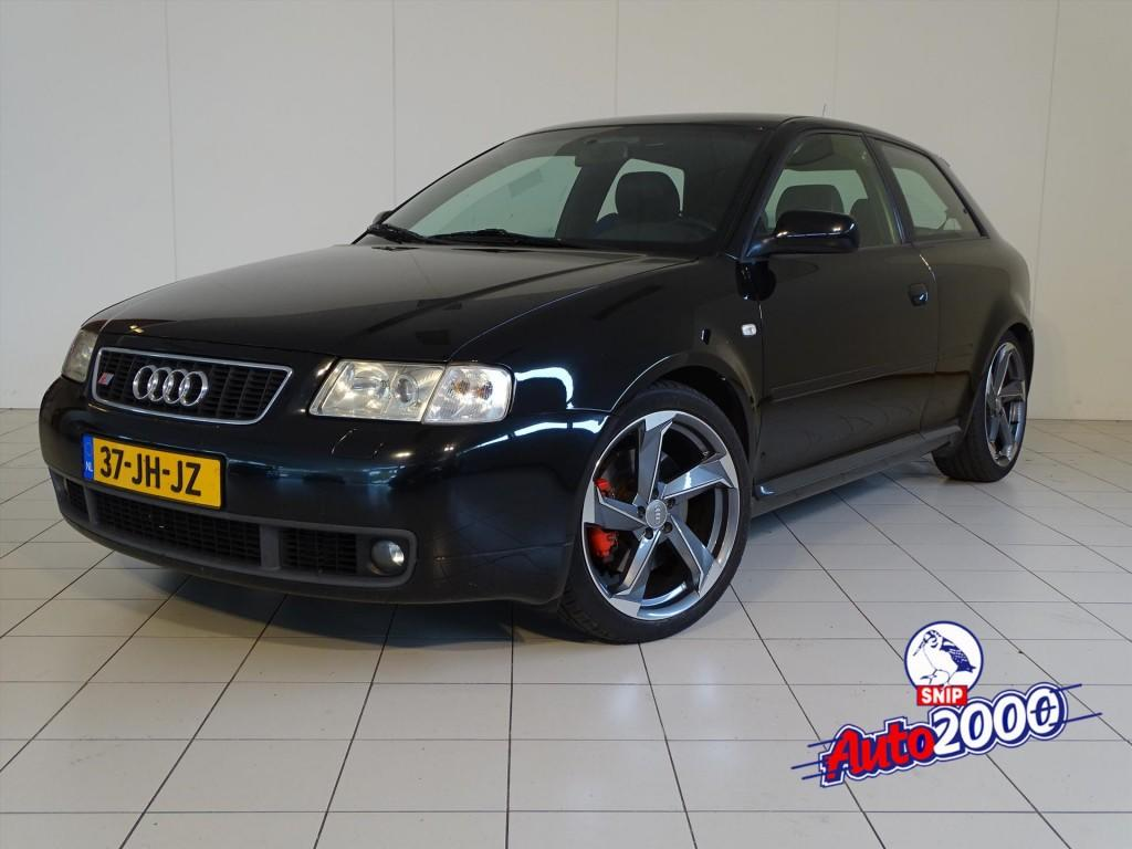 Audi S3 1.8 154kw quattro quattro pro line