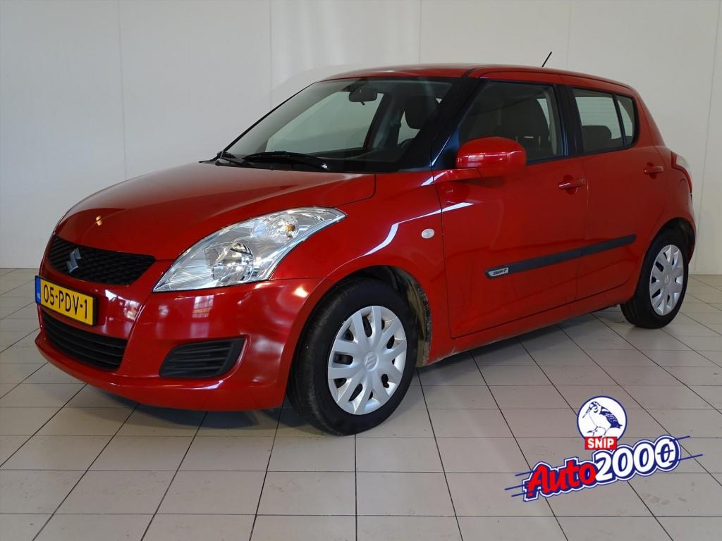 Suzuki Swift 1.2 94pk 5d comfort