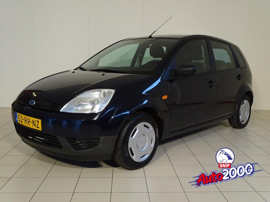 Ford Fiesta 1.3 8v 5dr culture