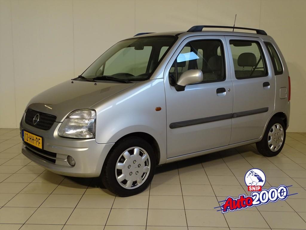 Opel Agila 1.2 i 16v comfort nieuwe apk!