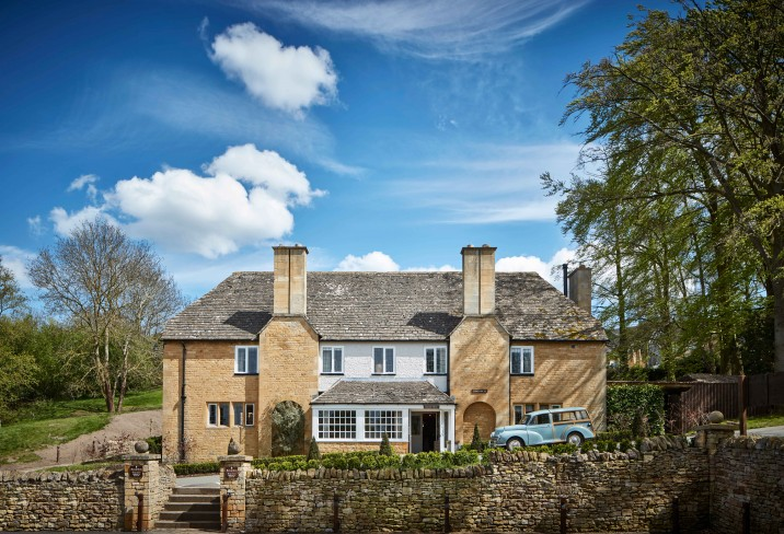 The Fish – Cotswolds – United Kingdom - Coach House exterior